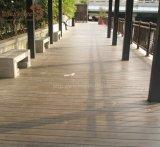 Neuer Entwurfhaltbarer wasserdichter WPC zusammengesetzter Decking für Bodenbelag