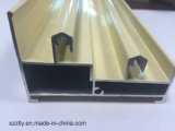 10 ans de la vie 6063 d'alliage de poudre de profil en aluminium enduit d'extrusion