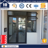 Customized Design Combined Casement Glass Aluminum Door