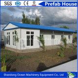 El edificio de la instalación rápida/móvil modular/prefabricado/prefabricaron la casa de acero para la venta