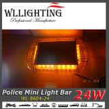 Mini 1W LEIDENE Veiligheid die de Staven van het Oranje licht waarschuwen
