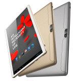 10 de vierling-Kern van de duim Androïde PC van de Tablet met 1280*800IPS, GPS, Bt4.0, FM
