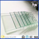 Vidro de flutuador claro temperado de 2mm a 12mm para eletrodomésticos