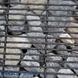 Rete metallica rettangolare d'acciaio ad alto tenore di carbonio dello schermo di alta qualità