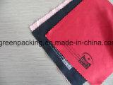 Голубо/красно/черноты/розово ткани чистки стекел Microfiber