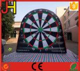 フィートの投げ矢、サッカーの投げ矢、膨脹可能なフィートの投げ矢のゲーム