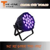 La cacerola de aluminio de la promoción 18X17W LED puede / PAR la luz