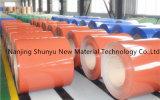 PPGI PPGL prepintó la bobina de acero galvanizada de /PPGI de la bobina de acero