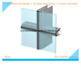 Unsichtbares Systems-Glaszwischenwand