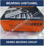 Heißes Verkauf Timken Zoll-Kegelzapfen-Rollenlager U497/U460L Set80