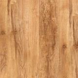 Plancher antique belge de stratifié de chêne