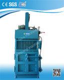 Compresor pequeño de la basura Vms10-6040, balas del cartón