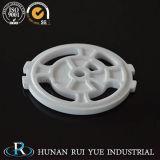 Disques en céramique de cachetage d'alumine précise élevée pour le clapet à gaz