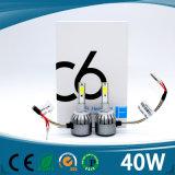 Scheinwerfer H7 40W 4500lm der bessere Qualitäts2017 neuer Selbst-LED