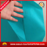Cubierta de la almohadilla del hotel con diversa insignia del color y del cliente