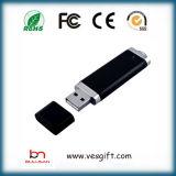 Movimentação plástica por atacado Pendrive do flash do USB do dispositivo 1GB-64GB
