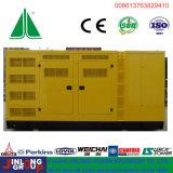 UK тепловозный комплект генератора с двигателем 1106A-70tag4 Perkins