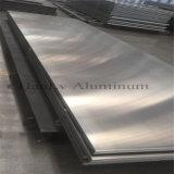 La placa del aluminio 5052 para el tanque de almacenaje utilizó