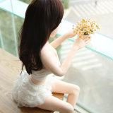 Jouet adulte de poupée de sexe de simulation de 125 cm pour l'homme adulte