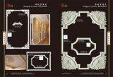 高品質PUの装飾写真およびミラーのコーニスフレーム