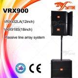 Vrx932la linha disposição da caixa do altofalante de 12 polegadas