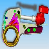 Тип пневматический ключ вала вращающего момента Quanlity большой вращающего момента, электрический ключ вращающего момента, гидровлический ключ вращающего момента, низкопрофильный/ключ храповика