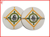 etiqueta do PVC 3D para trás com fita mágica (YH-L010)