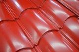 Galvanisierte gewölbte Dach-Blatt-Rolle, die Maschine bildet