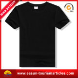 Entwurfs-Farben-Kombinations-Polo kundenspezifisches Streetwear T-Shirt mit seitlichem Reißverschluss