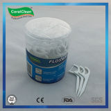 Selezionamento di plastica dentale alto fresco del filo di seta