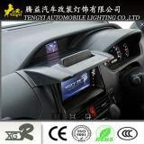 Het anti Zonnescherm van de Navigatie van de Auto van de Glans voor Toyota Lange Hiace