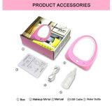 Увлажнитель тумана бутылки воды USB косметического зеркала СИД ультразвуковой портативный холодный