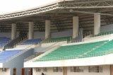 Precio de Fábrica China Plastic Stadium Soccer Chair Deportes Sillas Asientos traseros