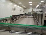 パルプのための自動熱い液体のフルーツジュースの瓶詰工場を完了しなさい