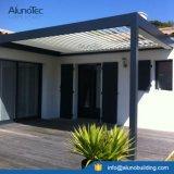 Pergola en aluminium extérieur de toit de lame de tente