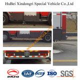 8ton de Vrachtwagen Euro4 van de Brand van het Schuim Zz5207m4617D1 van HOWO