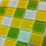 Mosaico del vidrio cristalino (VMG4032, 300X300m m)