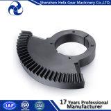 Polea del engranaje cónico del acero de carbón del acero inoxidable en tamaño pequeño