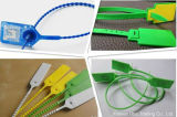 Étiquettes étrangères d'étiquettes de serre-câble de puce RFID de fréquence ultra-haute de H3 de vente