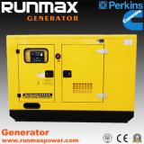 super leises Dieselgenerator-Set des elektrischen Strom-8kVA-300kVA mit Quanchai Motor (RM100Q2)