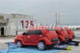 K2108 광고를 위한 옥외 팽창식 차 모형 복사