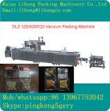 Voll automatische kontinuierliche Reis-Vakuumverpackungsmaschine der Ausdehnungs-Dlz-520