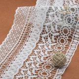 merletto caldo di Weding del merletto del Organza di vendita di 18cm
