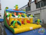 Trasparenza gonfiabile della giungla di vendita calda e parco di divertimenti gonfiabile