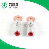 DTL-2 Serie bimetálico de aluminio-cobre Lug