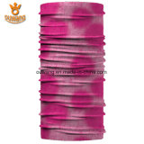 Custom imprimé multifonctionnel Tubana Bandana 100% polyester en microfibre