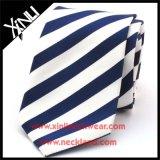 Cravates en gros tissées par soie fabriquée à la main de Mens