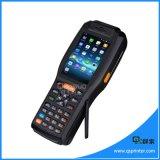 Terminal móvil androide Handheld elegante del pago del almacén 3G WiFi