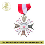 Medalla de oro olímpico de encargo del recuerdo del acontecimiento deportivo