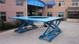 Kundenspezifische Samll stationäre hydraulische Scissor Aufzug-Tisch (SJG0.3-0.5D)